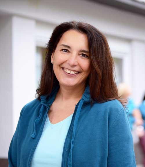 Pflegedienstleitung Lucia Hörnig