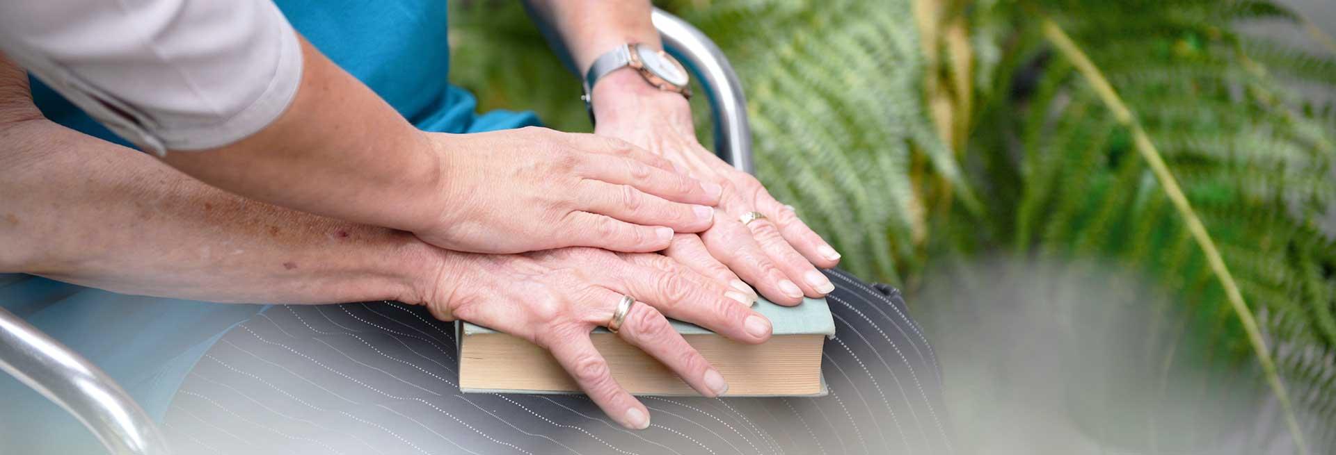Pflegedienst am Grunewald Leistungen
