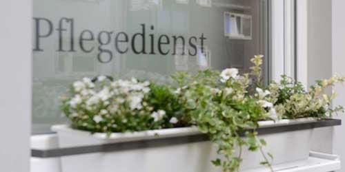 Pflegedienst am Grunewald in Duisburg- Aussenansicht